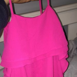 XS Pink Maurices Dress